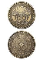 Earth Coins Set of 10